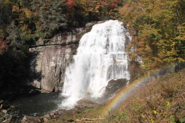 Rainbow_Falls_025_20121016 - Rainbow Falls and namesake rainbow