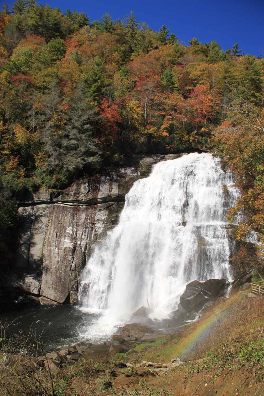 9. RAINBOW FALLS [Transylvania County, North Carolina, USA]