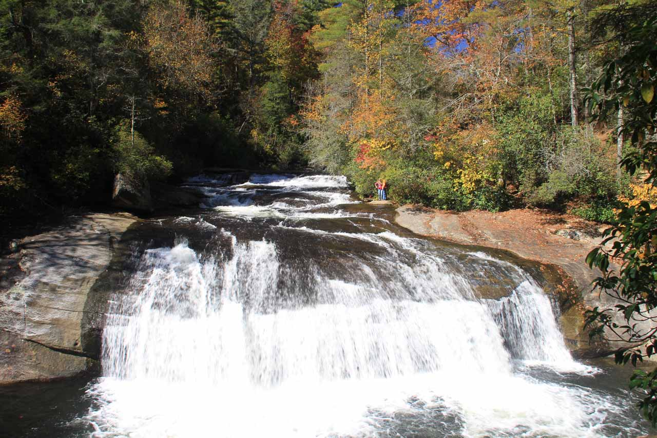 Turtleback Falls