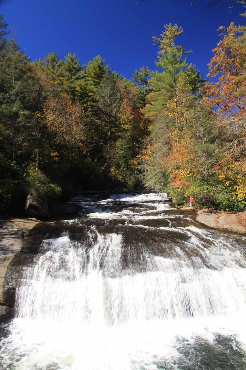 Another look of Turtleback Falls