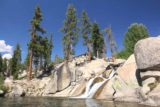 Rainbow_Falls_15_159_08022015 - Angled view of Lower Falls in nice weather