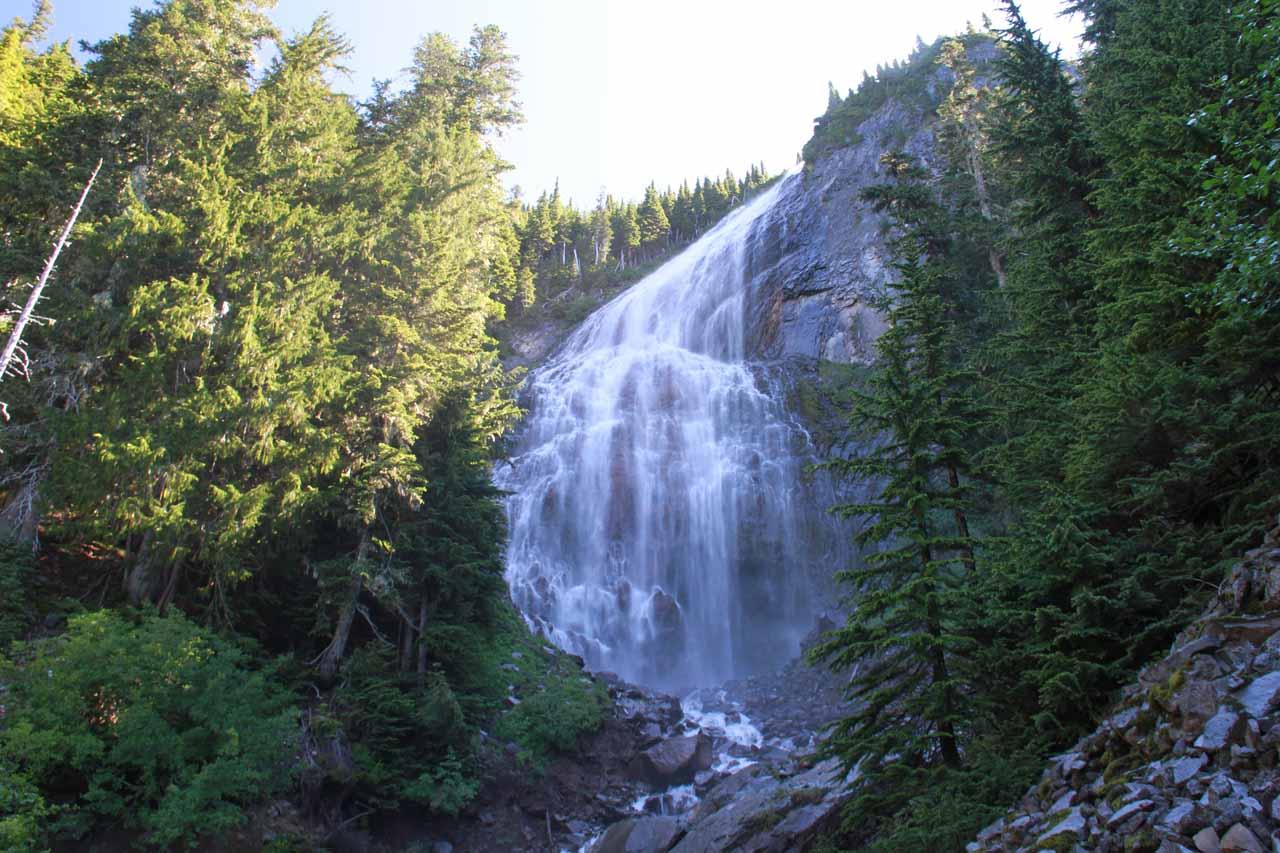 A Washington Waterfall