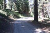 Rancheria_Falls_002_07102016 - The unpaved road leading to Rancheria Falls Trailhead