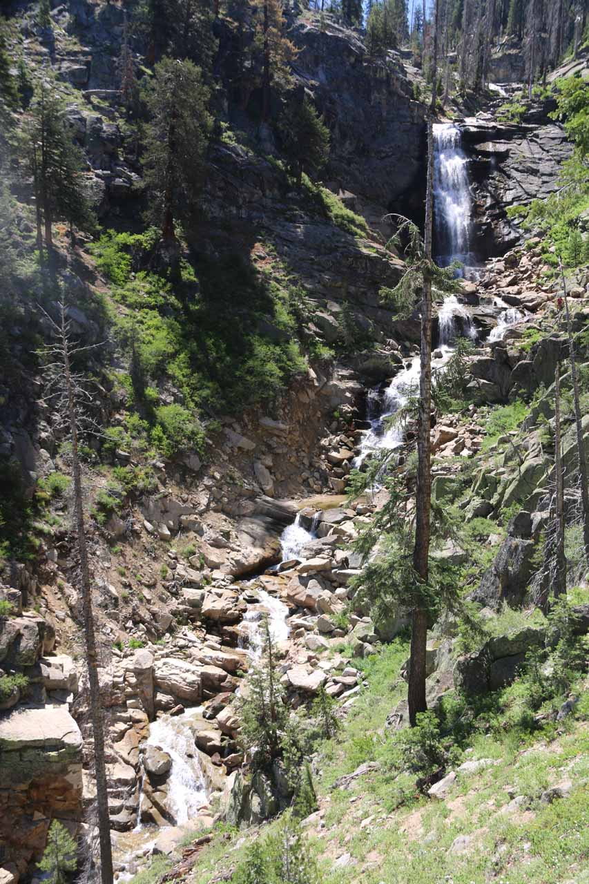 Rancheria Falls in full context