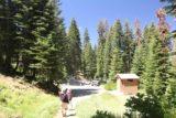 Rancheria_Falls_087_07102016 - Back at the Rancheria Falls Trailhead