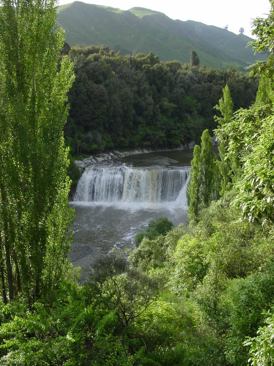 Raukawa Falls