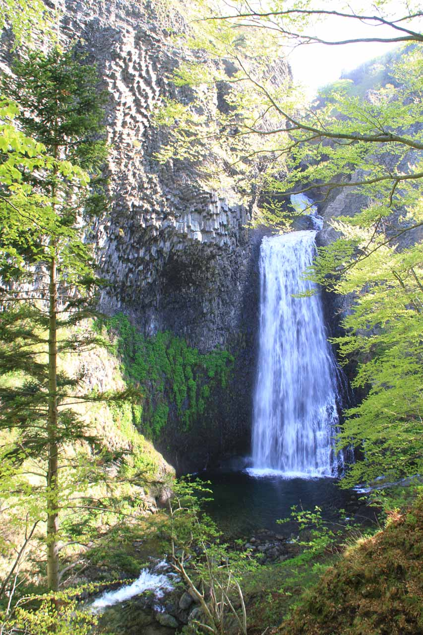 just looking at the main waterfall