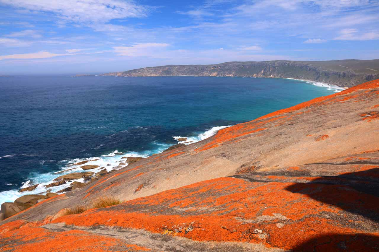 A visit to Adelaide wouldn't be complete without spending at least a couple of days at the naturesque Kangaroo Island, where we experienced scenery like the Remarkable Rocks