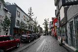 Reykjavik_031_08042021 - Continuing along the mostly pedestrianized walking street of Laugarvegur in downtown Reykjavik