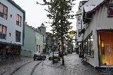 Reykjavik_033_08042021 - Still walking along the happening Laugarvegur despite the rain in downtown Reykjavik