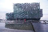 Reykjavik_080_08042021 - Still another look across some of the ponds fronting the Harpa Concert Hall in downtown Reykjavik