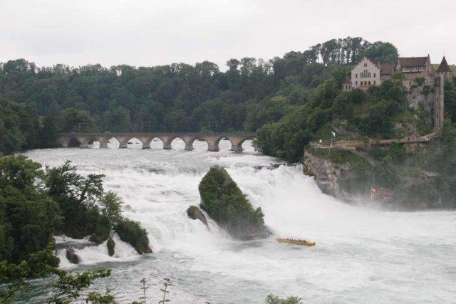 Rheinfall_458_06152010 - Rhine Falls