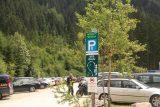 Riesachfalle_Schladming_004_07032018 - The Wilde-Wasser Parkplatz P1 (or the Seeleitenparkplatz) was where I started the hike to the Riesach Falls