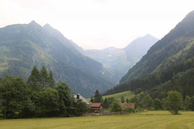 Riesachfalle_Schladming_114_07032018 - Idyllic scenery in the Untertal Valley en route to the Riesach Falls