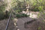 Rifle_Falls_071_04182017 - Descending back down these steps to complete the Coyote Trail loop and return to the parking lot