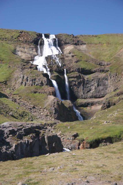 Ring_Road_007_06302007 - This particular waterfall of Rjukandi had a signpost calling it Yst-i-Rjukandi