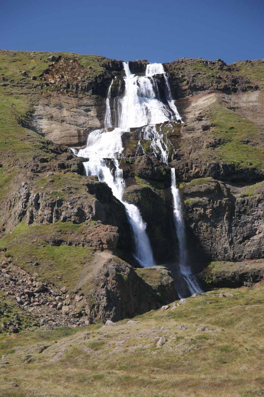 Closer look at Yst-i-Rjukandi