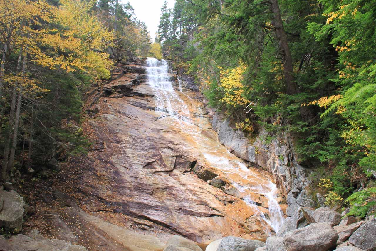 My first look at Ripley Falls