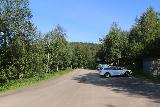Ristafallet_001_07112019 - At the car park for Ristafallet