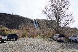 Ritter_Island_009_04022021 - Context of the nearest parking area to the Ritter Island Falls and the Ritter Island Trail