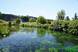 Ritter_Island_010_06182021 - Looking upstream towards Lemmon Falls from the footbridge to Ritter Island