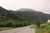 Rjukan_007_06192019 - More open look at the impressive Gaustatoppen along the Fv37 en route to Rjukan as seen in June 2019