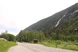 Rjukan_010_06192019 - Looking back towards the Kvitåefossen on the eastern approach to Rjukan as seen in June 2019