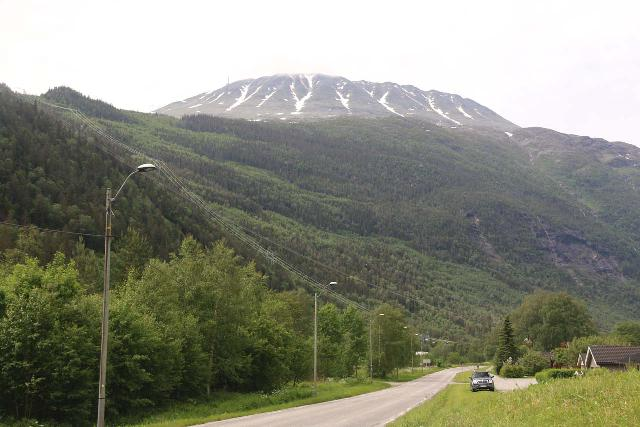 Rjukan_013_06192019 - Prior to entering Setesdalen, we had visited Rjukan, which was a town that was near the imposing mountain Gaustatoppen, which was the highest peak in Telemark