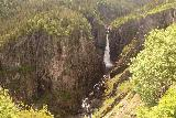 Rjukan_102_06192019 - Contextual view looking deep into the Maristu Gorge and the Rjukanfossen during our June 2019 visit