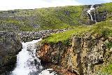 Rjukandafoss_010_08102021 - Context of the Rjukandi Waterfall and its downstream companion
