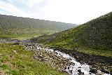 Rjukandafoss_032_08102021 - Looking downstream from Rjukandi showing the trajectory of its waters