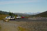 Rjukandafoss_042_08102021 - Back at the car park for Rjukandi