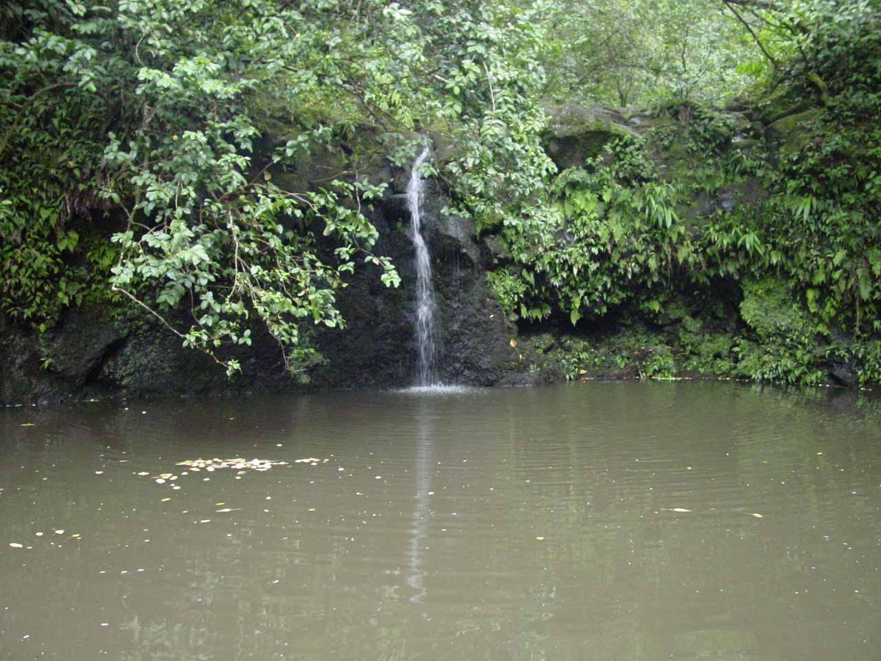 Ha'ipua'ena Falls