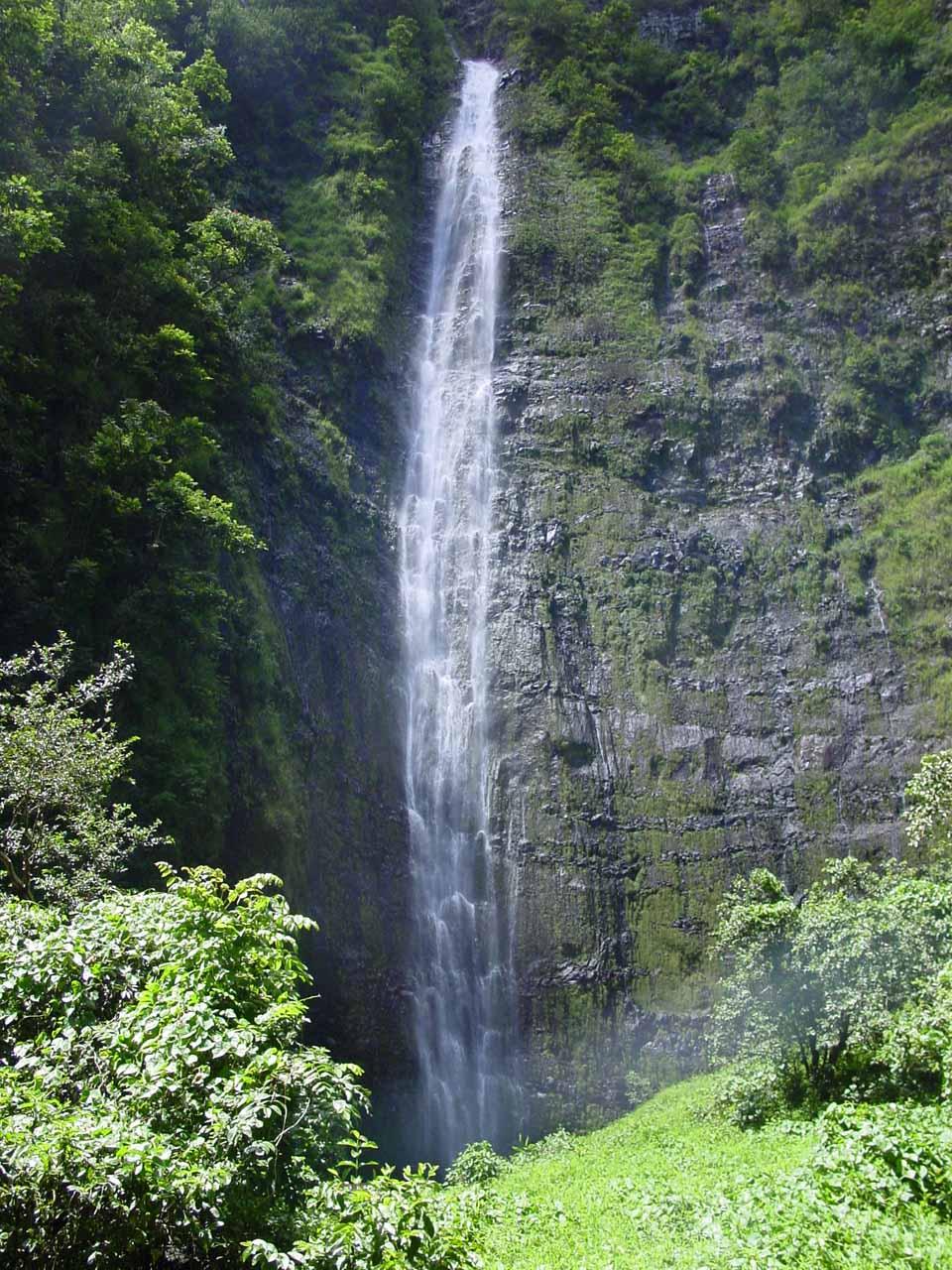 1. WAIMOKU FALLS [Haleakala National Park, Maui]