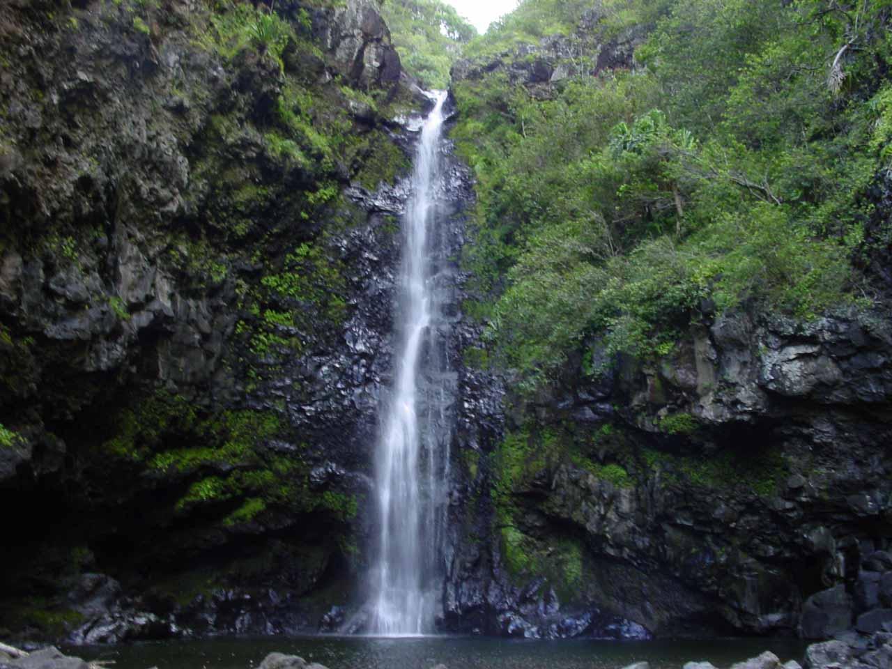 A Maui Waterfall