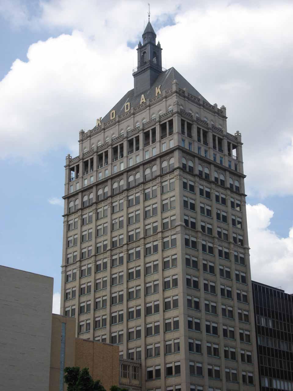 The Kodak Building