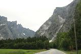 Romsdalen_257_07162019 - Approaching the Trollveggen as well as bare walls where I think Mongefossen might be in Romsdalen
