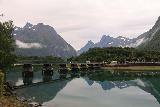 Romsdalen_286_07162019 - Reflections on the Rauma River near the Soggebru