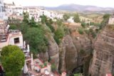 Ronda_129_05232015 - Looking into the Tajo Gorge from the other side of the Puente Nuevo