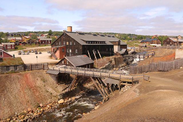Roros_323_07142019 - In addition to the Olavsgruva, there were other charming and historical aspects to Røros that were worth experiencing, and we could totally see how this mining town became a UNESCO World Heritage site