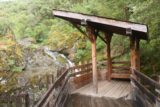 Rush_Creek_Falls_068_05202016 - The lookout and shelter overlooking the attractive Rush Creek Falls