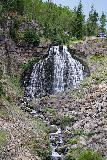 Rustic_Falls_014_08032020 - More zoomed in look towards Rustic Falls as I was walking along the road to improve the view in August 2020