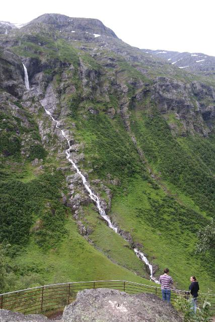 Rv63_Rv15_070_07192019 - Long cascade beneath the Godtidsskaret that I thought at first was Øvstefossen