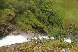 Rv63_Rv15_079_07192019 - Øvstefossen continuing to fall further below so there was still more descending to do to really experience the waterfall