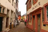 Saarburg_Waterfall_066_06182018 - Following along a narrow street en route to the brink of the Saarburg Waterfall and the charming commercial area upstream from it