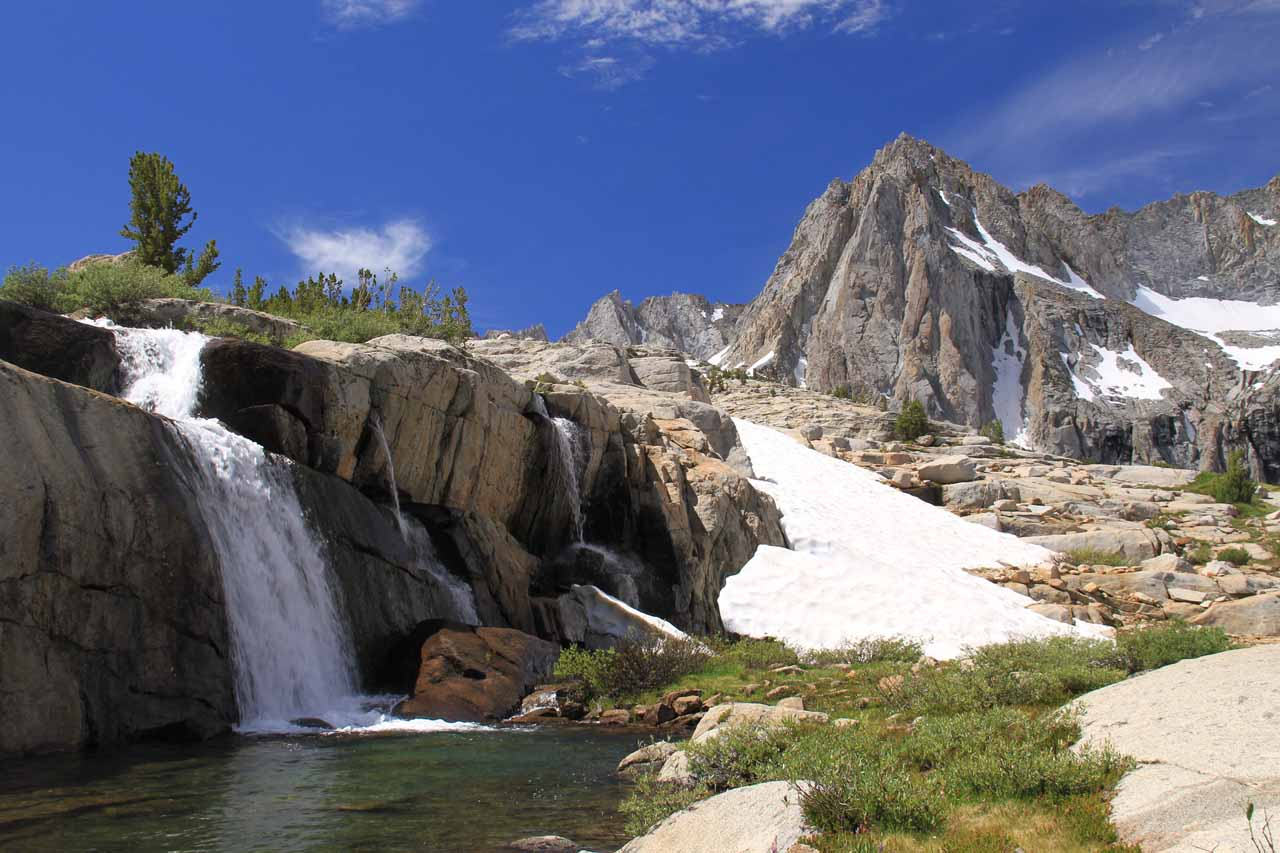 Southern & Central Sierras Waterfalls