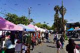 Sacramento_084_04102021 - Julie and Tahia briefly exploring the Midtown Farmer's Market in downtown Sacramento