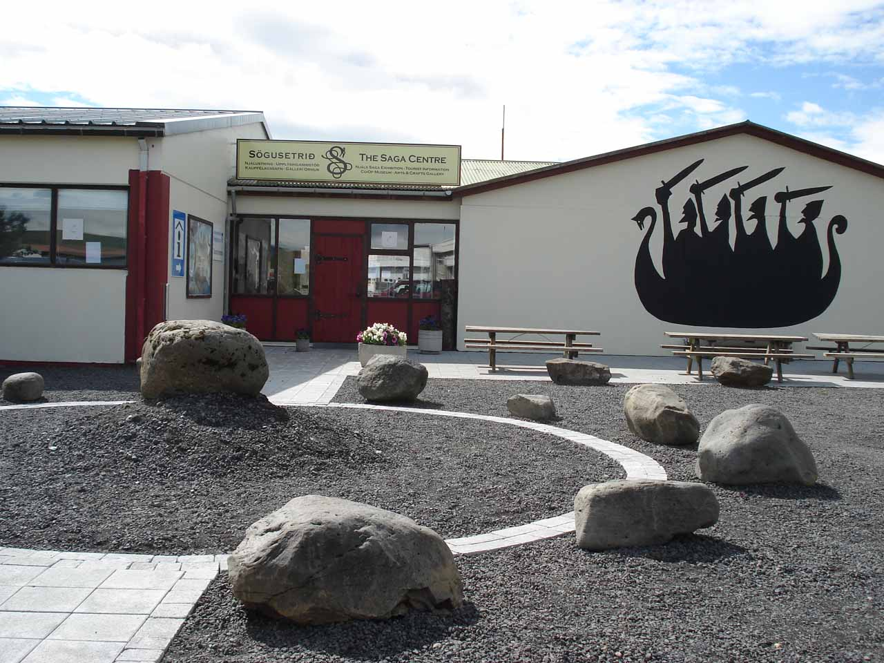 The Saga Centre