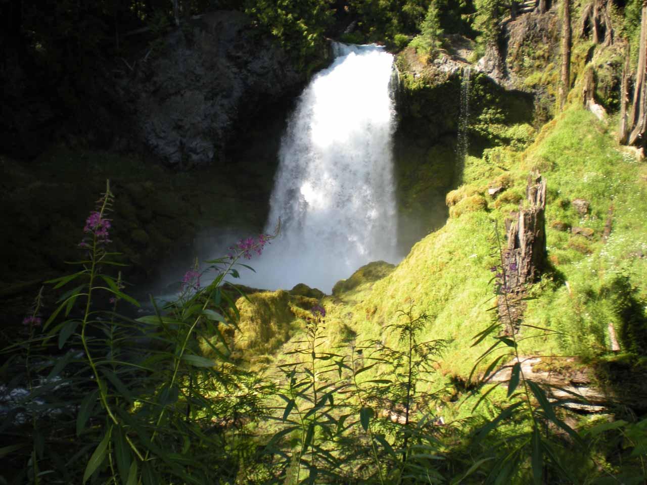 Sahalie Falls