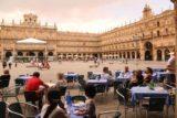Salamanca_036_06072015 - The beautiful Plaza Mayor in Salamanca